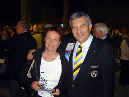 Geneviève et Serge GOUTEYRON