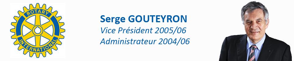 LA CULTURE DU ROTARY - Blog de Serge GOUTEYRON
