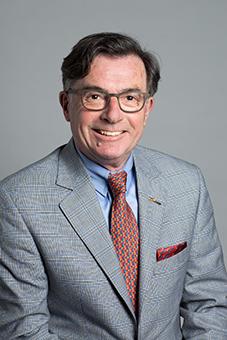 Gérard Allonneau, RI director, 2016-18.